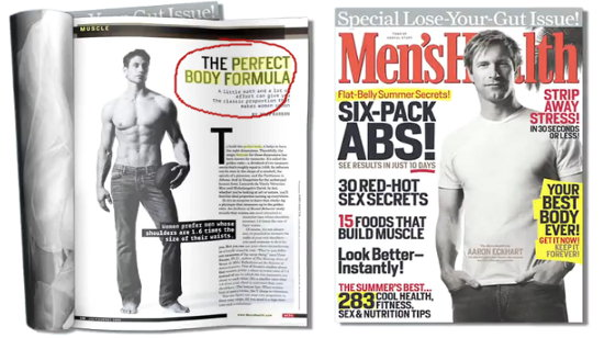 Mens Health article